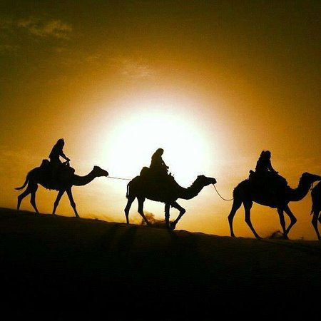 Morocco Sahara 4x4 - Day Tours: Sahara Desert
