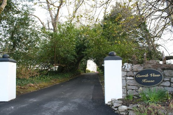 Corrib View Country House: Entrée du B&B