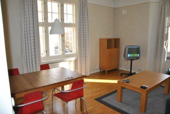 Hellsten Helsinki Parliament : salle à manger