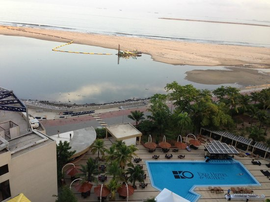 Eko Hotels & Suites: View from the room
