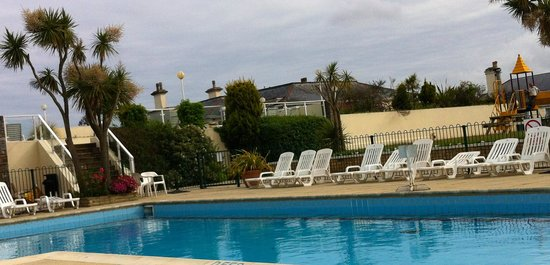 TLH Derwent Hotel: outdoor pool