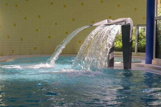 Quality Hotel Vital zum Stern: het prachtige zwembad