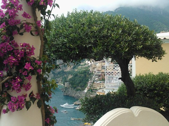 Hotel Marincanto: View from the terrace of the hotel