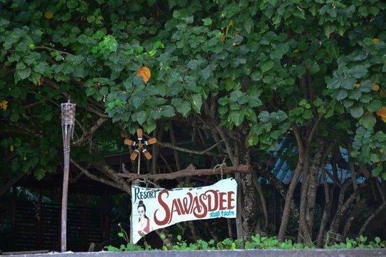 Resort Sawasdee: Sawasdee resort
