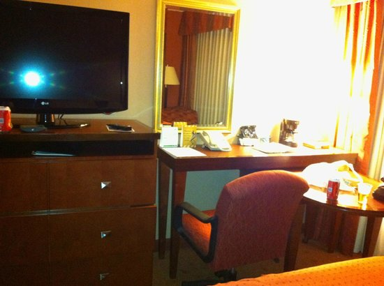 Holiday Inn Select Memphis - Downtown (Beale Street): Skrivebord