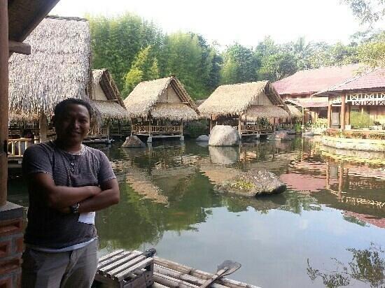 Boyong Kalegan: the atmosphere is good