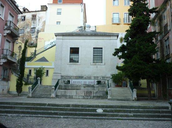 Enoteca Chafariz do Vinho: What it looks like from outside