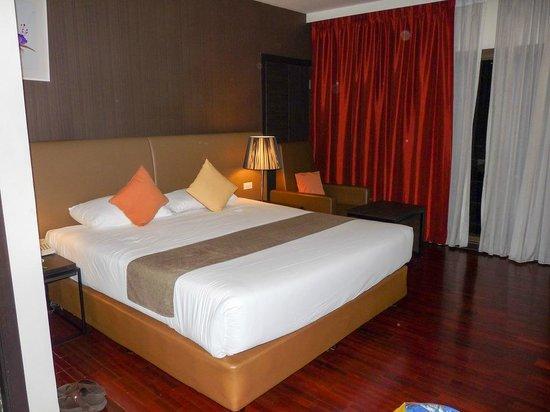Mida Hotel Don Mueang Airport Bangkok: Bedroom