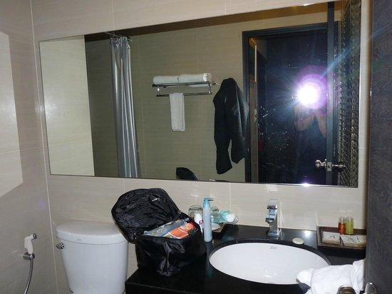 Mida Hotel Don Mueang Airport Bangkok : Bathroom