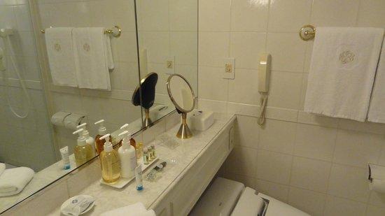 Dai-Ichi Hotel Tokyo: Bathroom