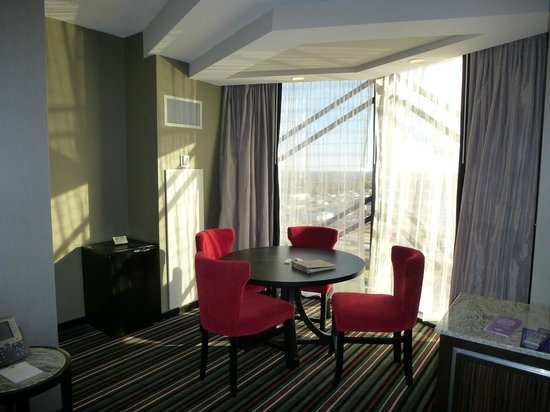 Hard Rock Hotel and Casino Tulsa: Unsere schöne Suite!