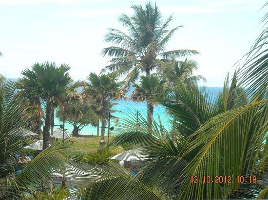 Hilton Phuket Arcadia Resort & Spa: Вид с балкона