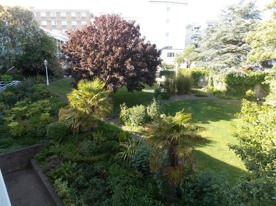 Merton Hotel: Hotel Garden
