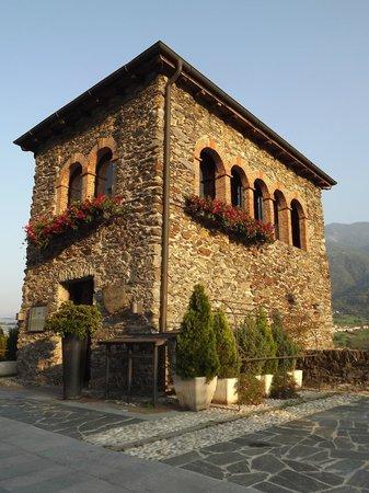 Ristorante Torre della Sassella