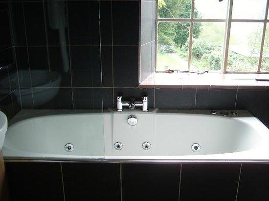 Bampton, UK : Bath and window