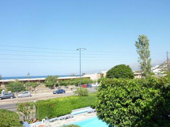 Hotel Villa Anna: Stavros & Maud