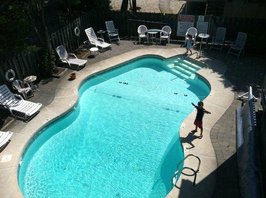 Hydrangea House : Pool