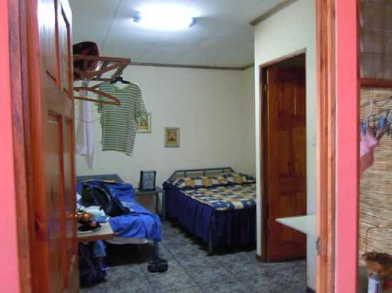 Green House Hostel: Room