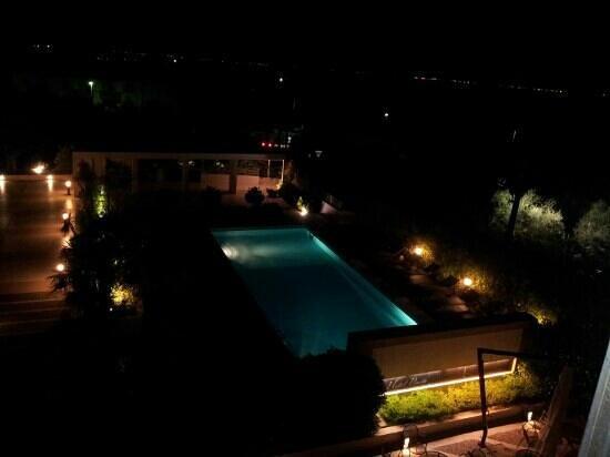 Hotel Pineta: vista dalla stanza
