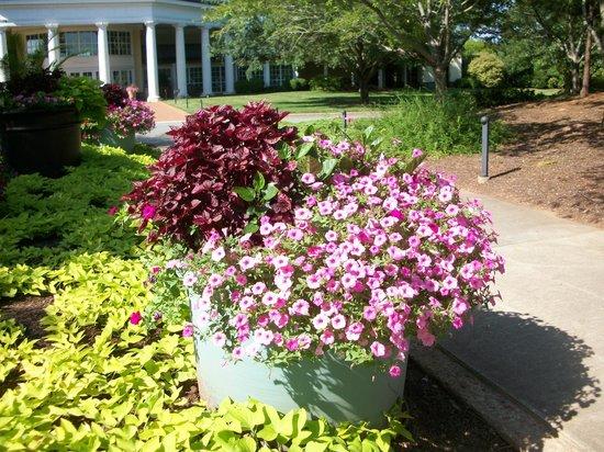 Entrance   Daniel Stowe Botanical Garden, Charlotte, NC