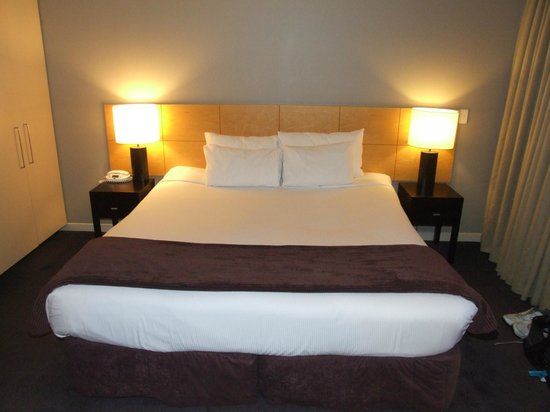 Scenic Suites Queenstown : Bedroom