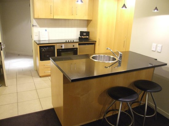 Scenic Suites Queenstown : Kitchen