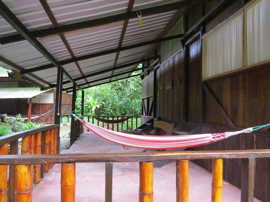 Anaconda Lodge Ecuador: Life is good!