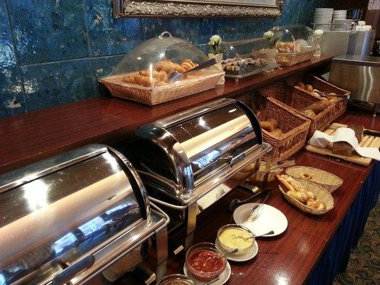 Hotel Europaischer Hof: Breakfast buffet