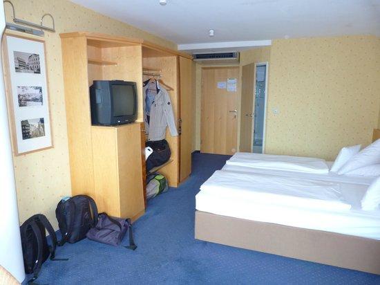 Parkhotel Donauworth : chambre