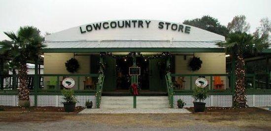 Saint Helena Island, Carolina del Sur: Store Front