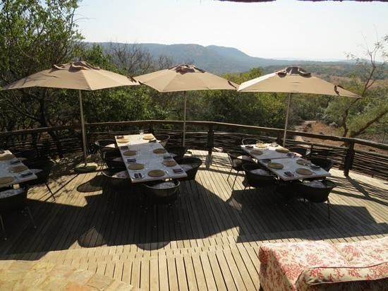 andBeyond Phinda Mountain Lodge: Add a caption