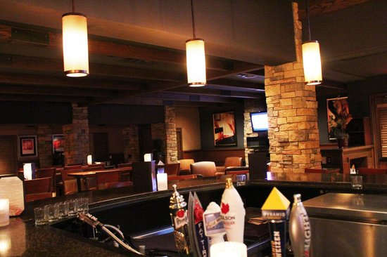 The Keg Steakhouse + Bar Chandler: Indoor view from the bar