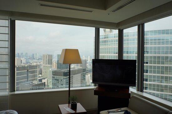 The Strings by InterContinental Tokyo: Premier Room Shingawa Panorama