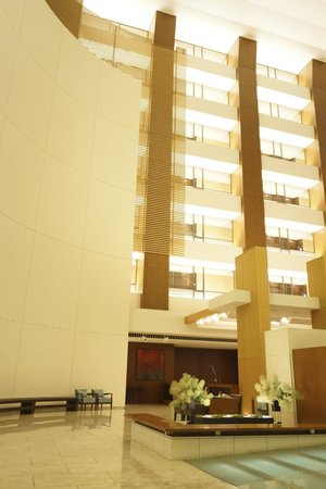 The Strings by InterContinental Tokyo: Lobby & Concierge