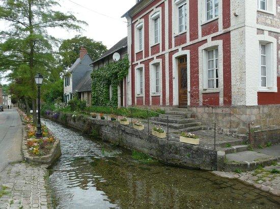 Maison du Dr Vassaux : rue des tanneurs -  just down the street