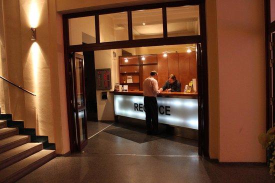 Hotel  Theatrino: Receptionen