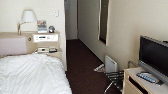 Hotel New Hankyu Kyoto: 部屋の中