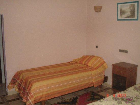 Hotel La Gazelle : Equipement chambre