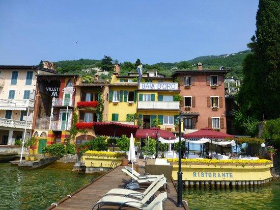 Hotel Baia D'Oro : Really pretty venue.