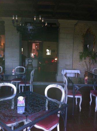 Villa Campestri Olive Oil Resort: Speisesaal