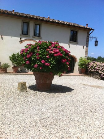 Villa Campestri Olive Oil Resort: Hotel
