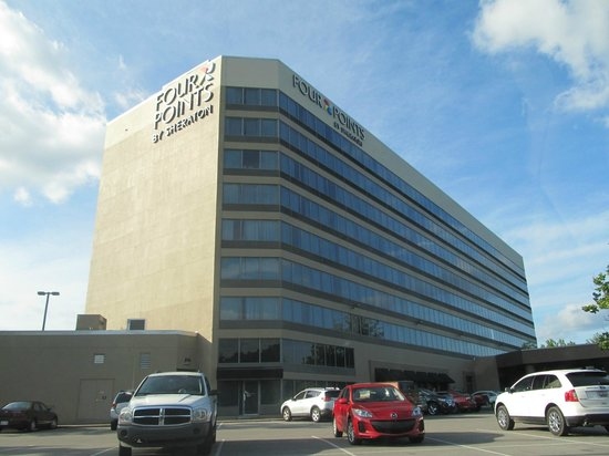Four Points by Sheraton Nashville-Brentwood: Exterior