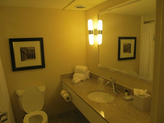 Four Points by Sheraton Nashville-Brentwood: Clean bathroom