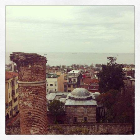 Ada Hotel Istanbul: Sea view