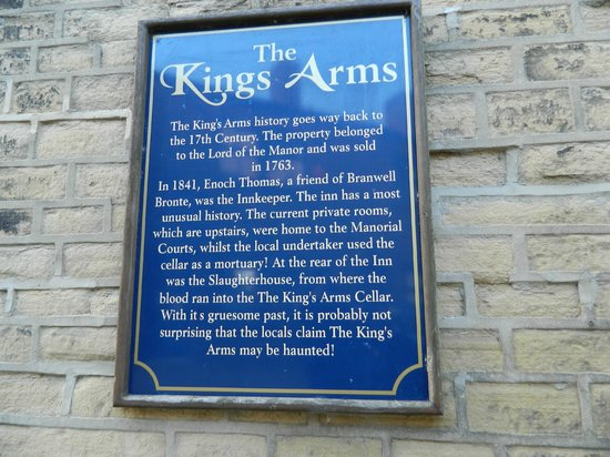 The Kings Arms: info