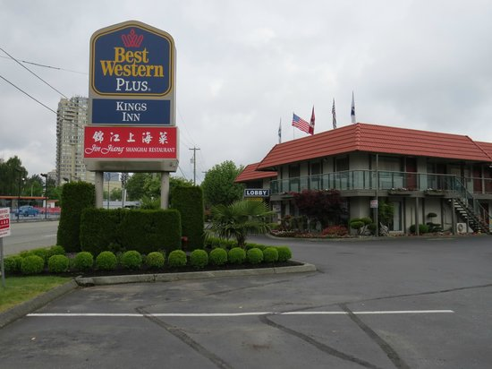 BEST WESTERN PLUS Burnaby Hotel and Conference Centre: lobby