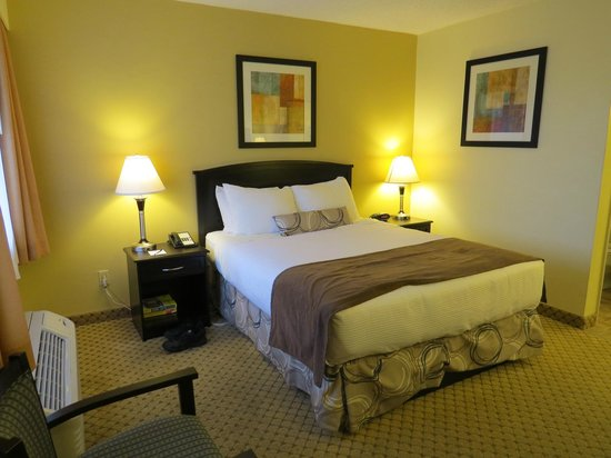 BEST WESTERN PLUS Kings Inn & Conference Centre: room
