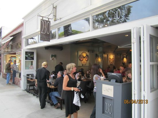 230 Forest Ave. - Picture of 230 Forest Avenue Restaurant ...