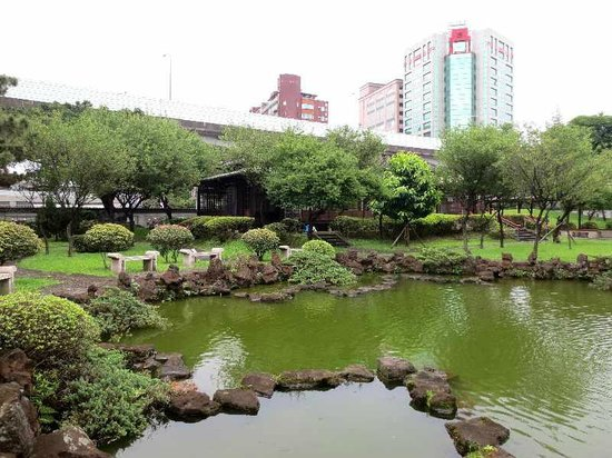 Dr.Sun Yat-sen Memorial House (Sun Yat-sen Park): 9 庭園