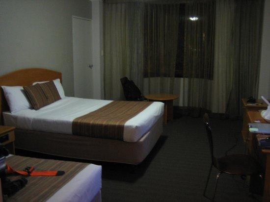The New Esplanade Hotel: 部屋
